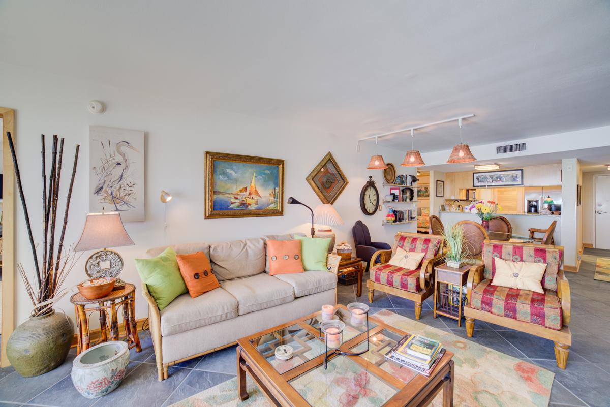 Regency Towers #505E - Fantasea Condo rental in Regency Towers Pensacola Beach in Pensacola Beach Florida - #5