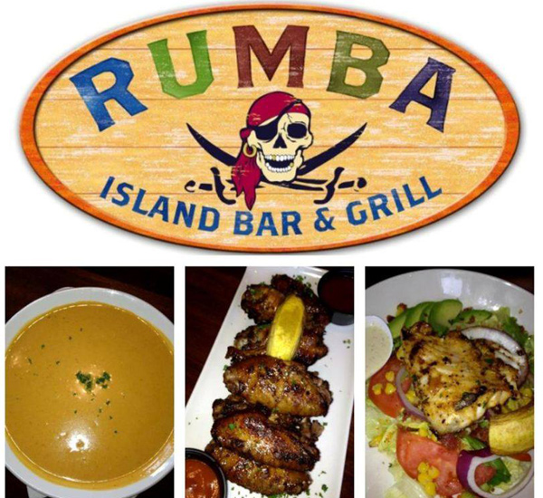 Rhumba Island Bar & Grill in Clearwater Beach Florida
