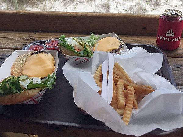 Rick's Sand Trap Beach Bar & Grill in Destin Florida