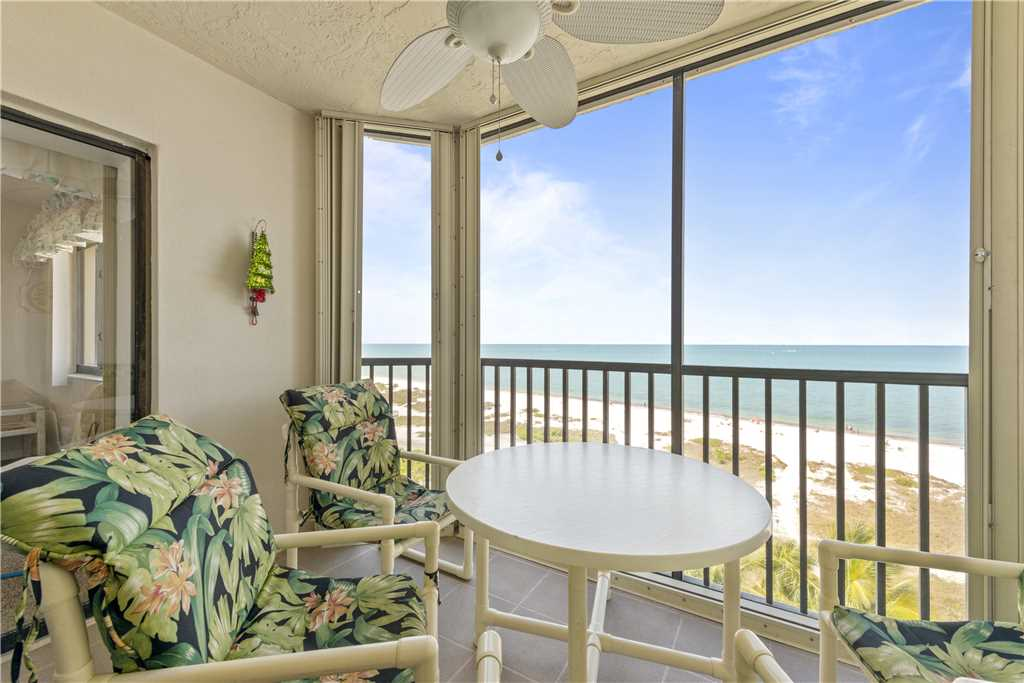 Riviera Club 706 2 Bedrooms Ocean Front Elevator Heated Pool Sleeps 6 Condo rental in Riviera Club in Fort Myers Beach Florida - #2
