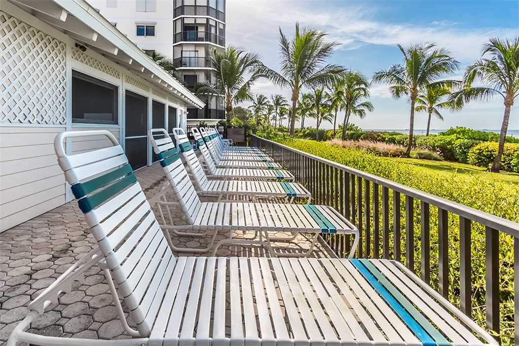 Riviera Club 706 2 Bedrooms Ocean Front Elevator Heated Pool Sleeps 6 Condo rental in Riviera Club in Fort Myers Beach Florida - #22