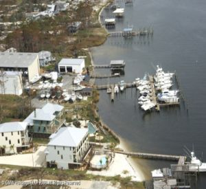 Romar Harbor Marina in Orange Beach Alabama