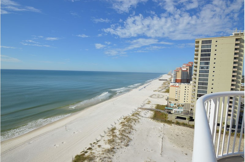 Sweeping views from Royal Palms in Gulf Shores AL