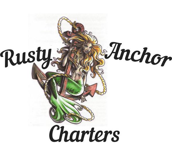 Rusty Anchor Charters in Pensacola Beach Florida
