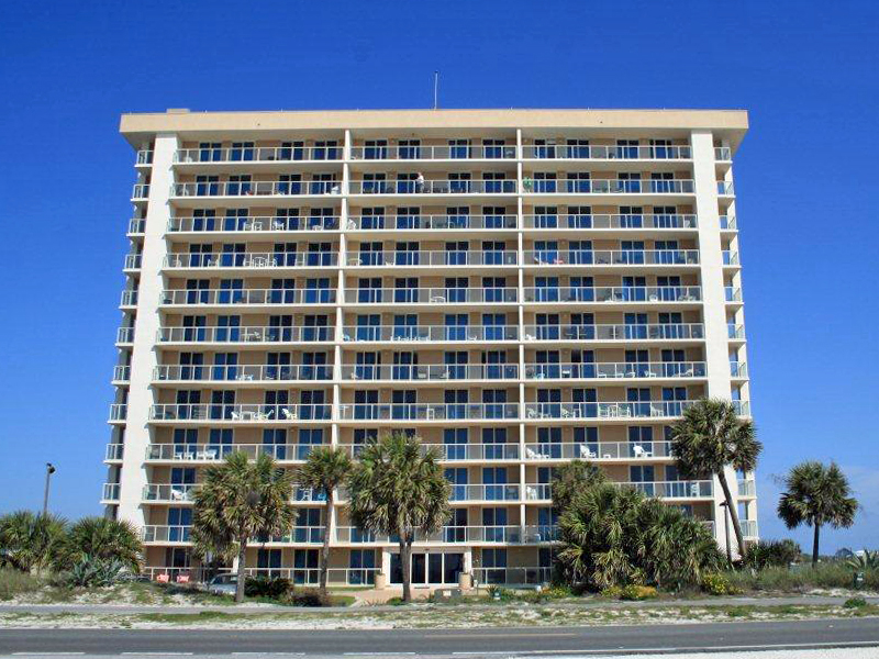 Sabine Yacht & Racquet Club 2G Condo rental in Sabine Yacht & Racquet Club ~ Pensacola Beach Condo Rentals by BeachGuide in Pensacola Beach Florida - #16