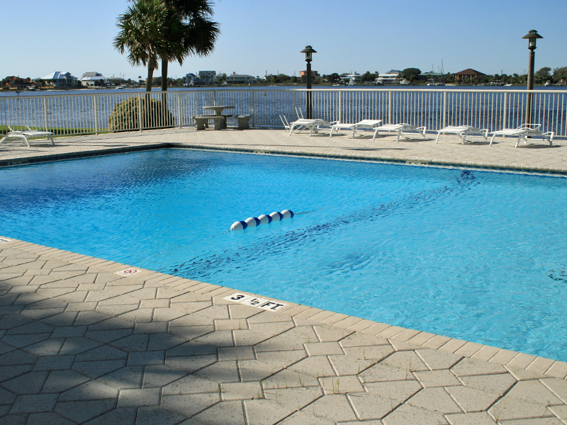 Sabine Yacht & Racquet Club 2G Condo rental in Sabine Yacht & Racquet Club ~ Pensacola Beach Condo Rentals by BeachGuide in Pensacola Beach Florida - #19