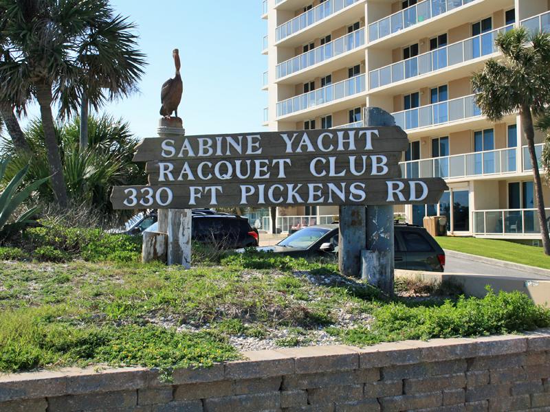 Sabine Yacht & Racquet Club 2G Condo rental in Sabine Yacht & Racquet Club ~ Pensacola Beach Condo Rentals by BeachGuide in Pensacola Beach Florida - #21