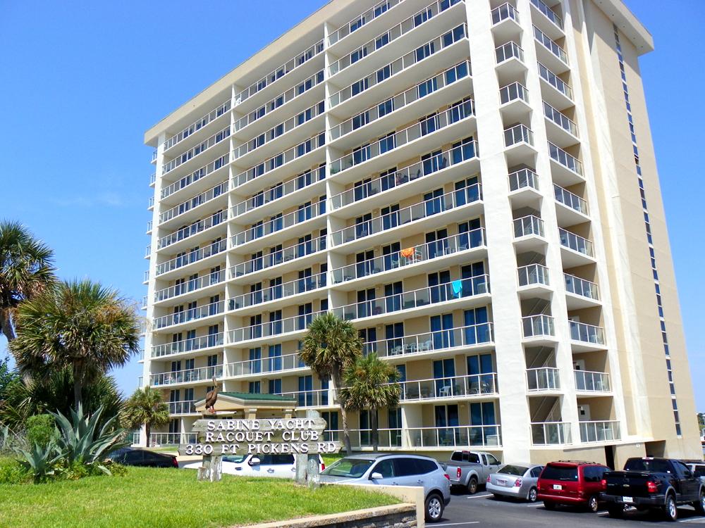 Sabine Yacht & Racquet Club #9D Condo rental in Sabine Yacht & Racquet Club ~ Pensacola Beach Condo Rentals by BeachGuide in Pensacola Beach Florida - #20