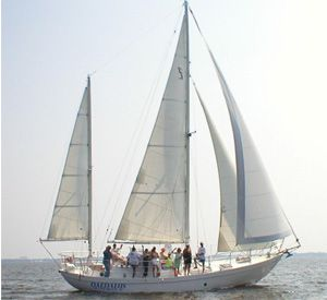 Sail the Daedalus in Orange Beach Alabama