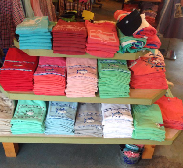 Salty Beach Outfitters in Pensacola Beach Florida