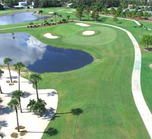 San Carlos Golf Club in Fort Myers Beach Florida