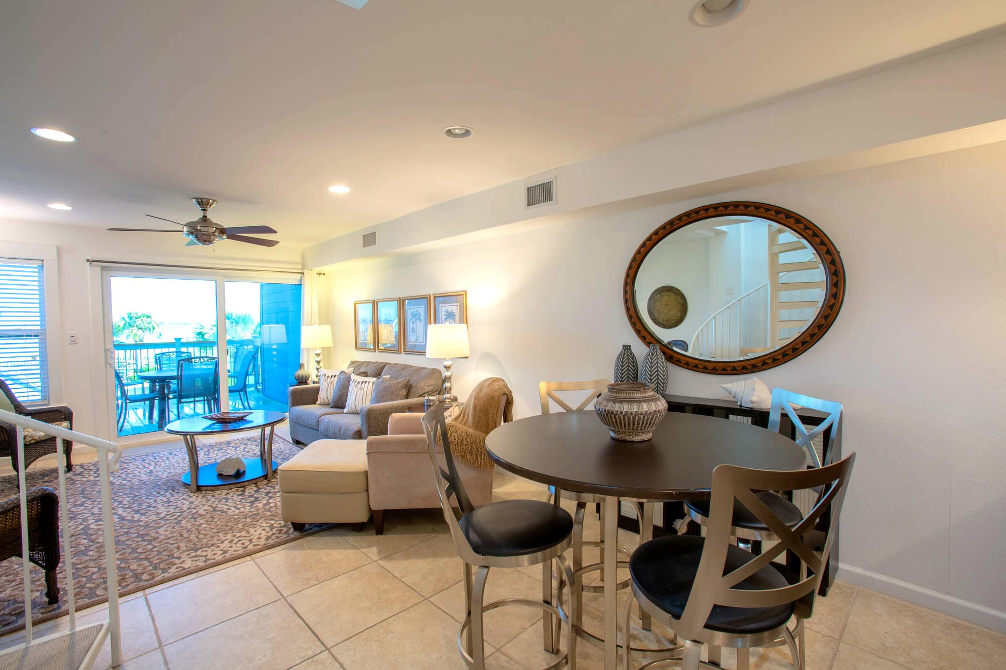 San De Luna #12 Townhouse rental in San DeLuna Pensacola Beach in Pensacola Beach Florida - #4