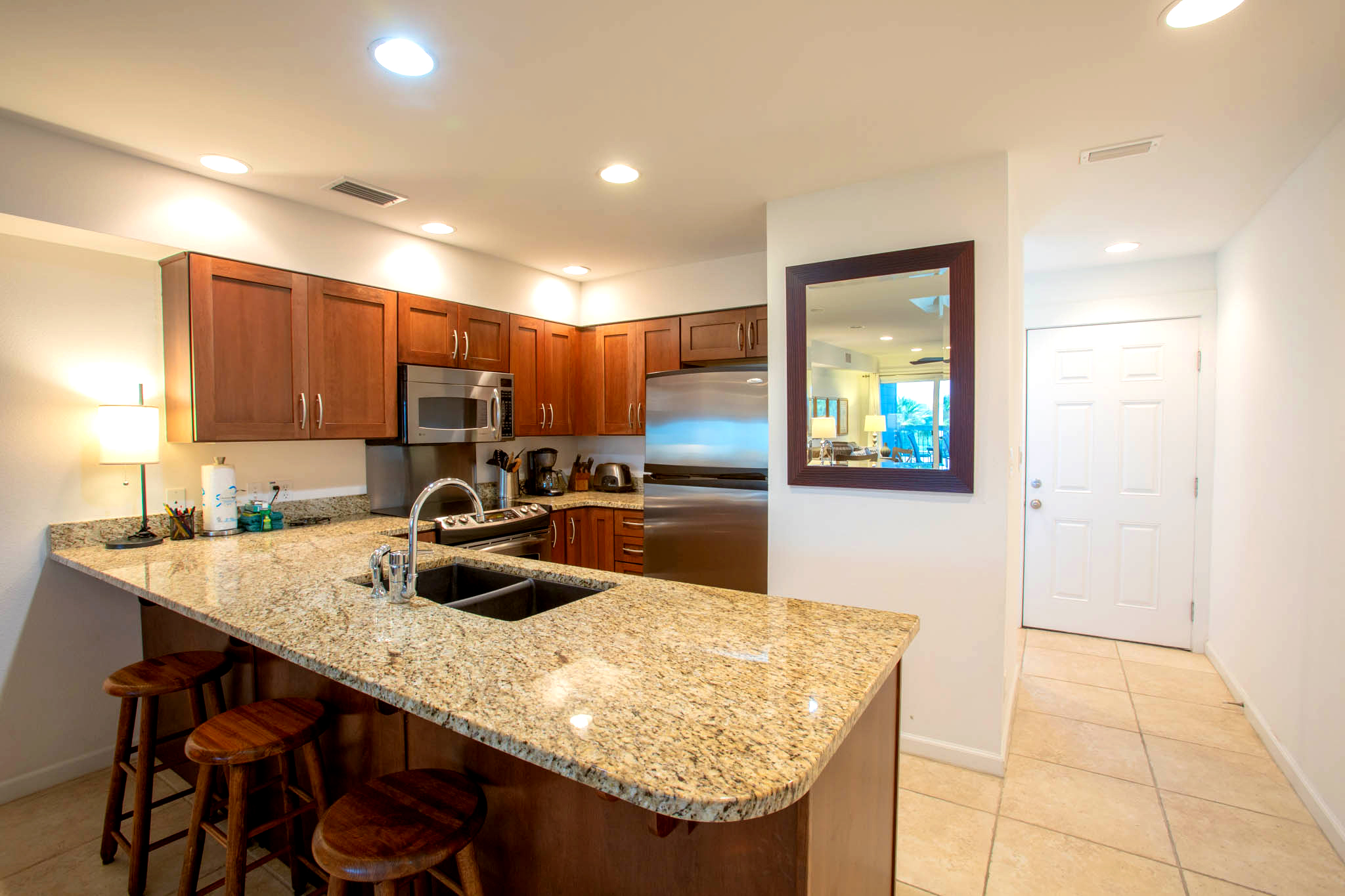 San De Luna #12 Townhouse rental in San DeLuna Pensacola Beach in Pensacola Beach Florida - #5