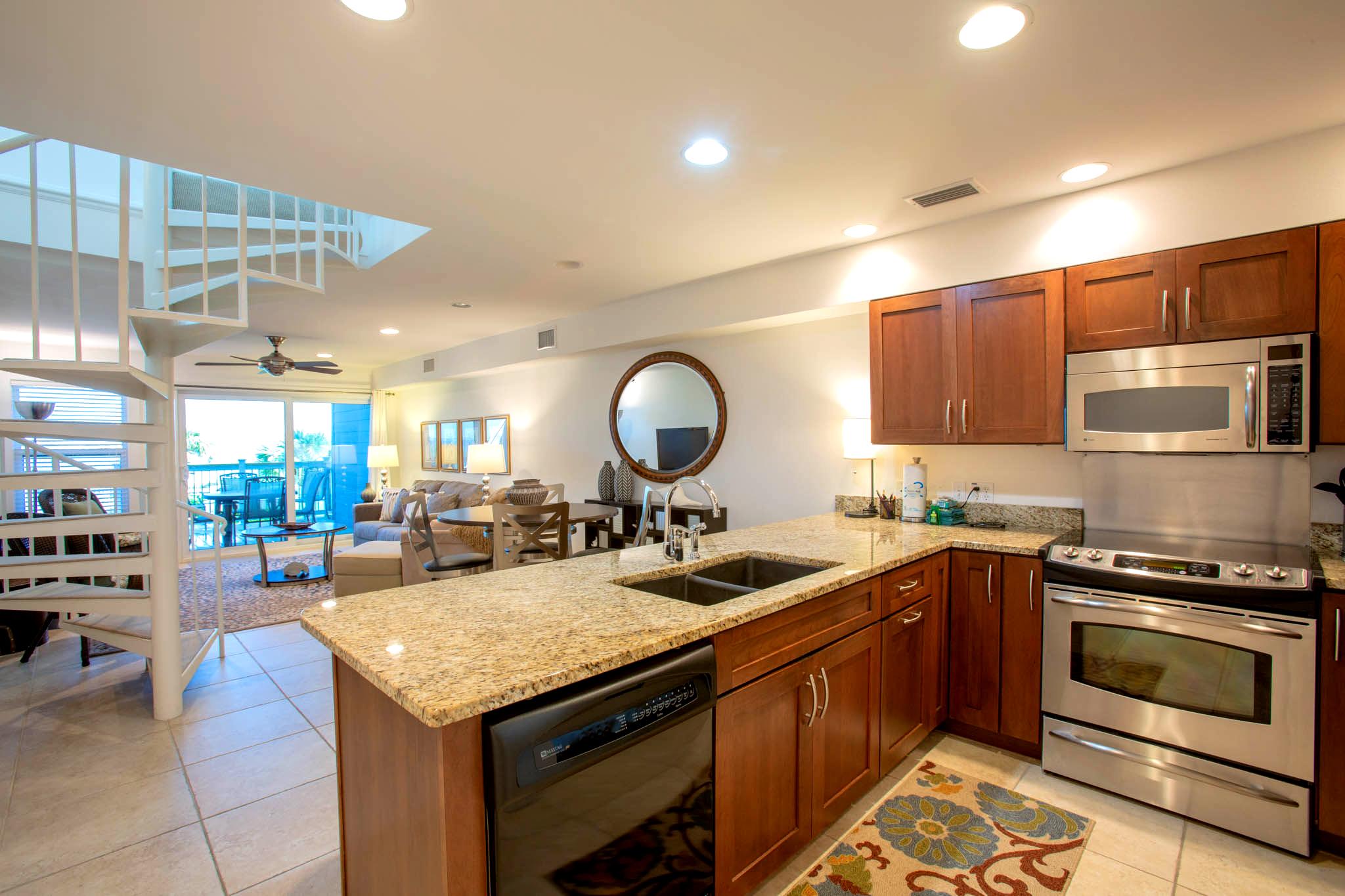San De Luna #12 Townhouse rental in San DeLuna Pensacola Beach in Pensacola Beach Florida - #6