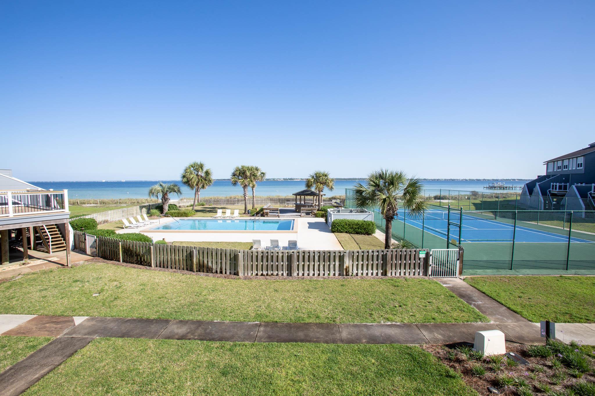 San De Luna #12 Townhouse rental in San DeLuna Pensacola Beach in Pensacola Beach Florida - #24