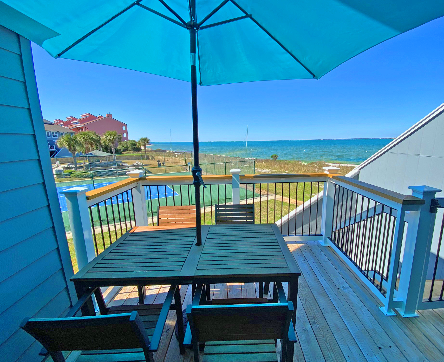 San De Luna #27 Townhouse rental in San DeLuna Pensacola Beach in Pensacola Beach Florida - #1