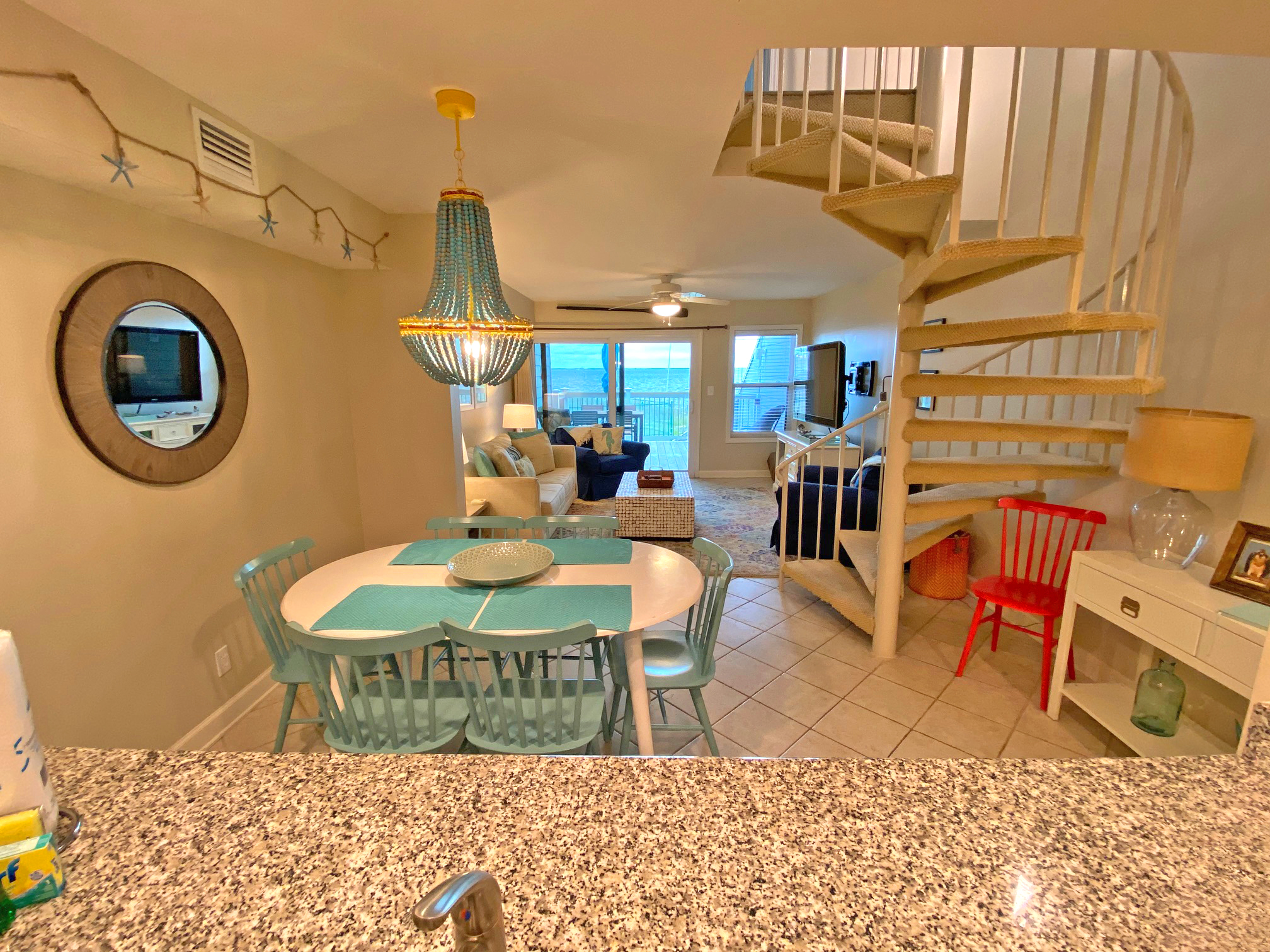 San De Luna #27 Townhouse rental in San DeLuna Pensacola Beach in Pensacola Beach Florida - #6