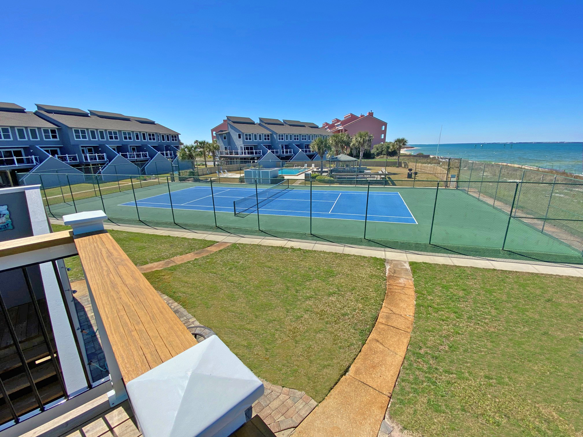 San De Luna #27 Townhouse rental in San DeLuna Pensacola Beach in Pensacola Beach Florida - #35