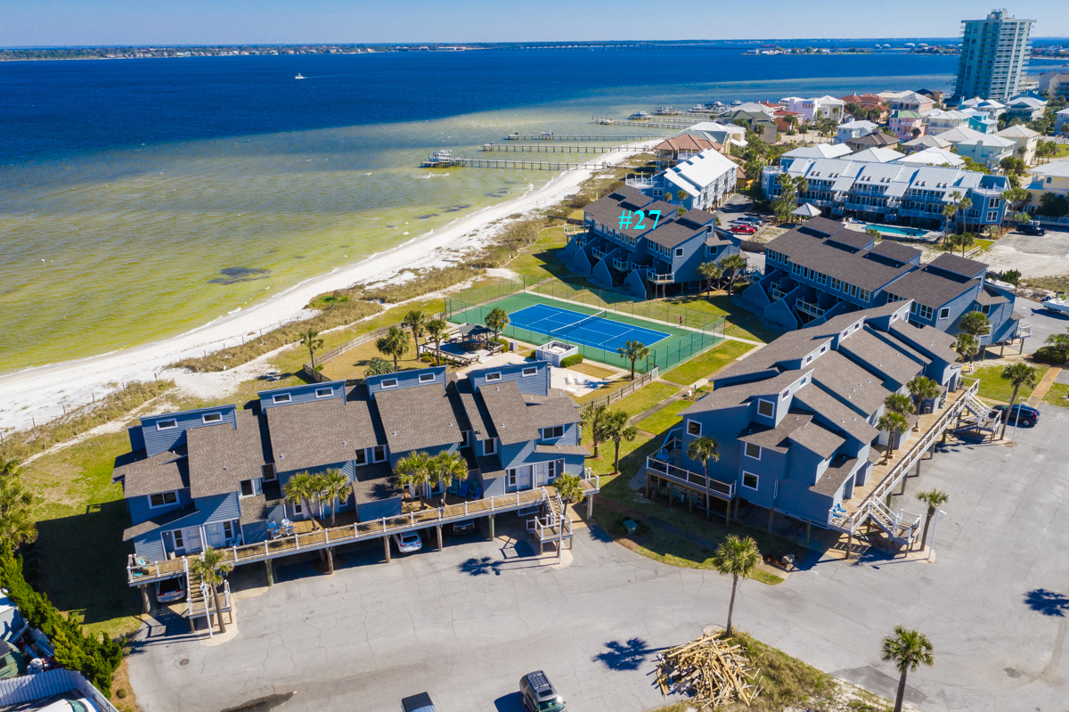 San De Luna #27 Townhouse rental in San DeLuna Pensacola Beach in Pensacola Beach Florida - #48