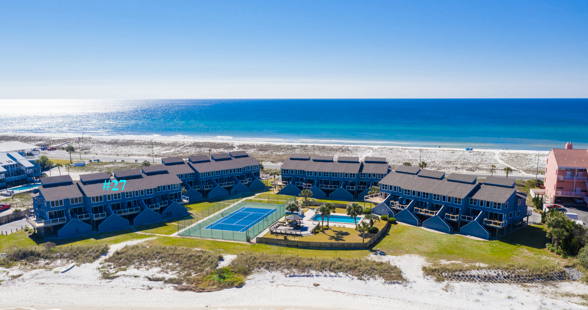 San De Luna #27 Townhouse rental in San DeLuna Pensacola Beach in Pensacola Beach Florida - #49
