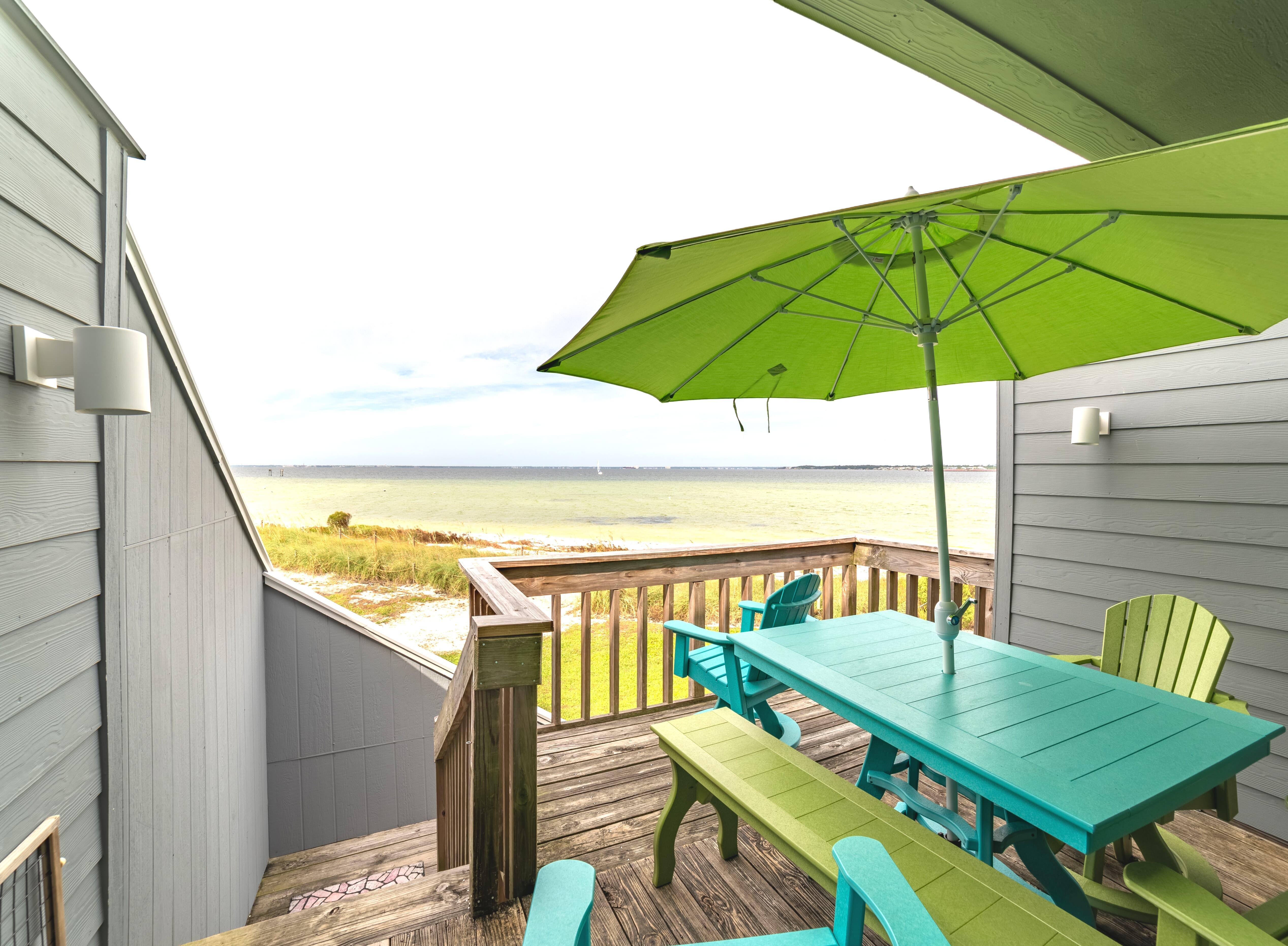 San De Luna #30 Townhouse rental in San DeLuna Pensacola Beach in Pensacola Beach Florida - #1