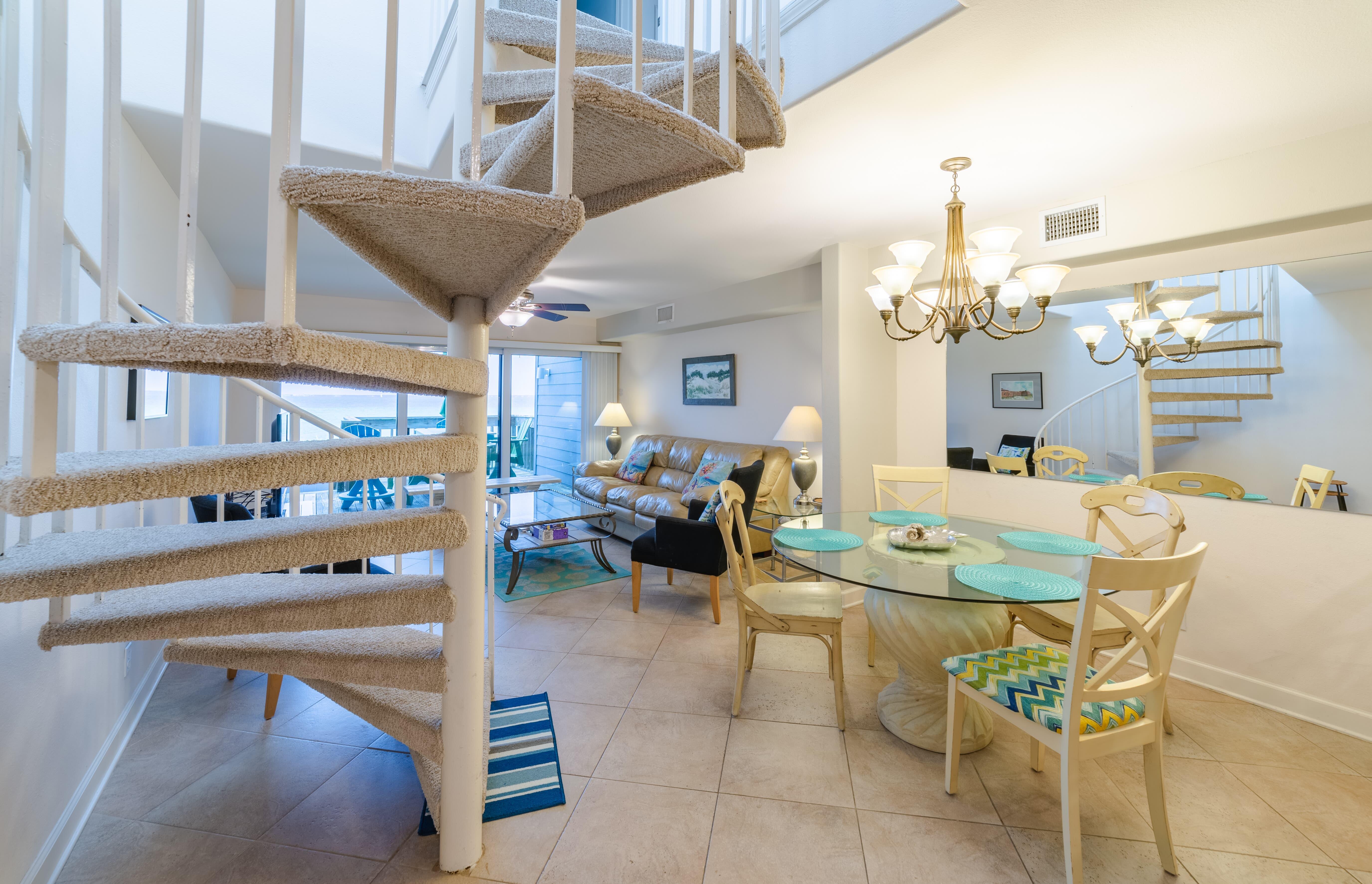 San De Luna #30 Townhouse rental in San DeLuna Pensacola Beach in Pensacola Beach Florida - #3