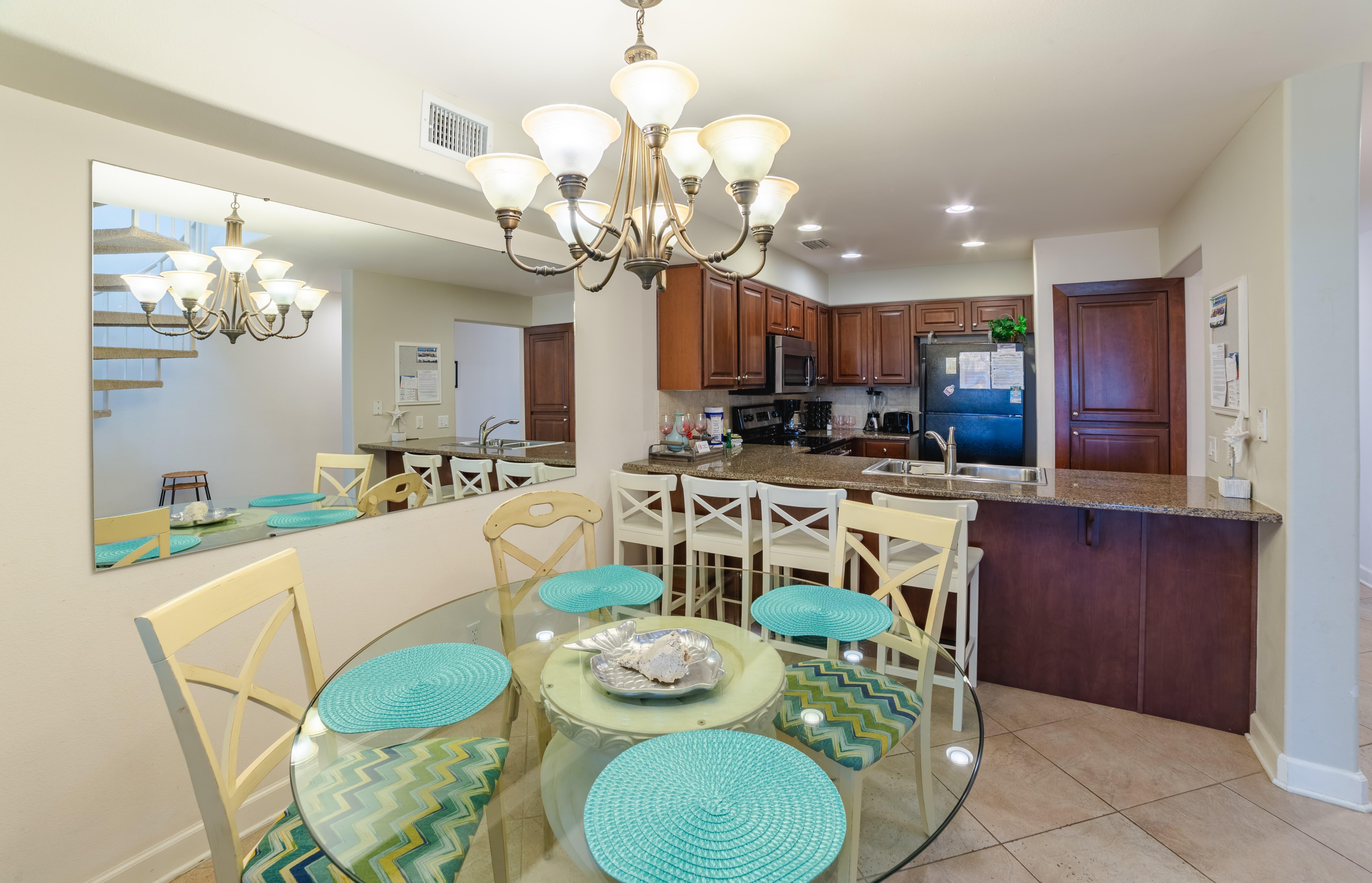 San De Luna #30 Townhouse rental in San DeLuna Pensacola Beach in Pensacola Beach Florida - #4