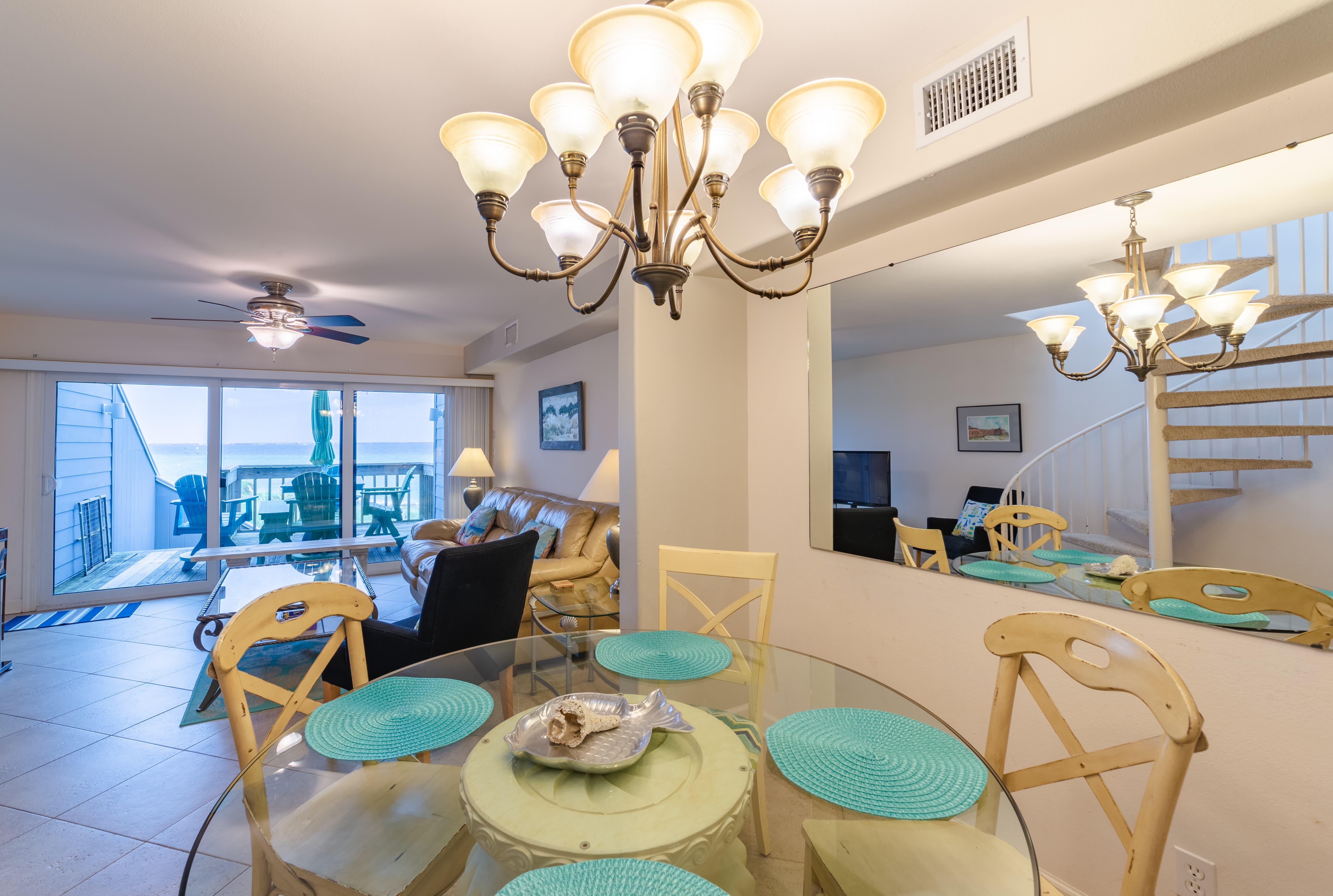 San De Luna #30 Townhouse rental in San DeLuna Pensacola Beach in Pensacola Beach Florida - #5