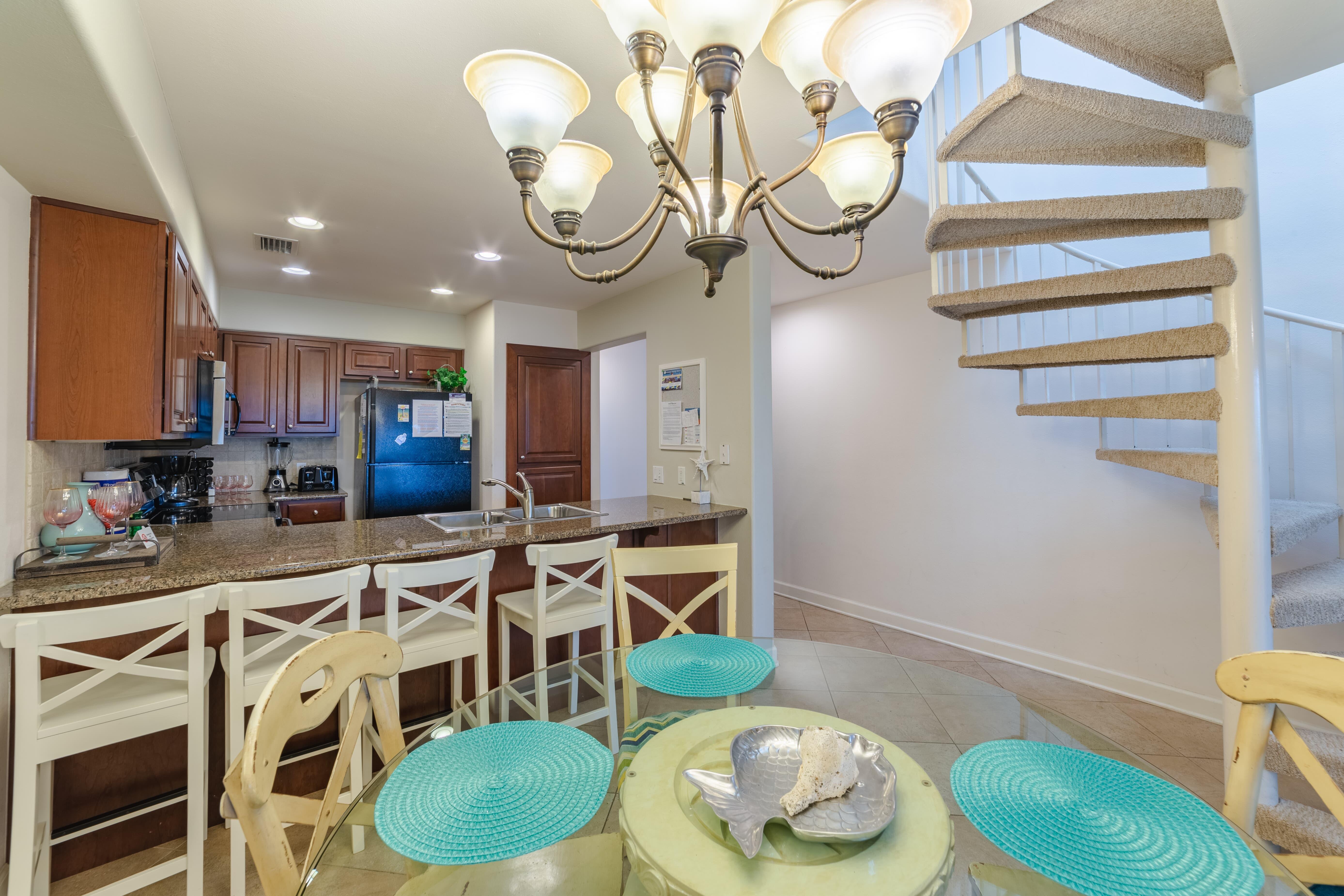 San De Luna #30 Townhouse rental in San DeLuna Pensacola Beach in Pensacola Beach Florida - #6