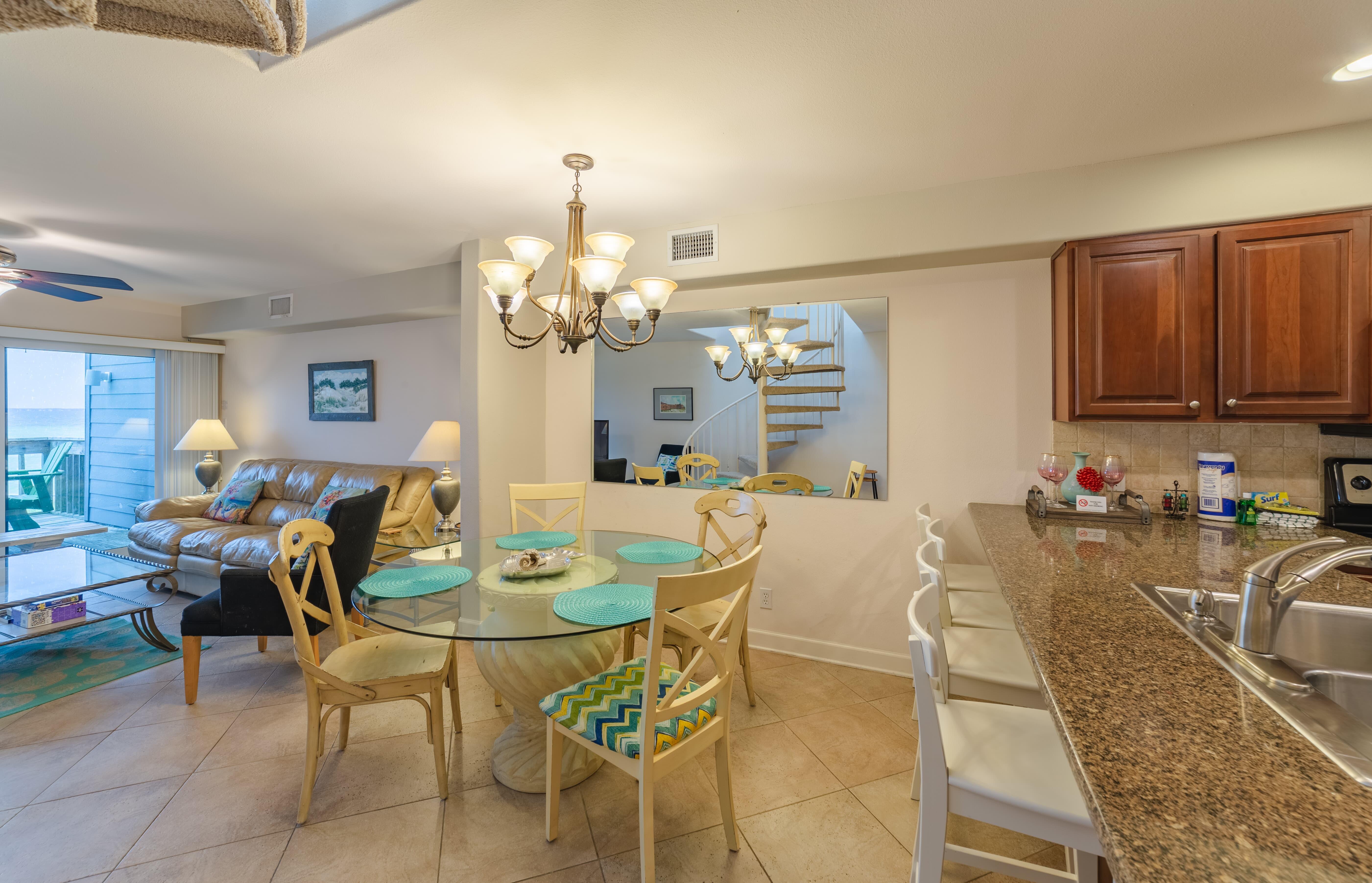 San De Luna #30 Townhouse rental in San DeLuna Pensacola Beach in Pensacola Beach Florida - #8