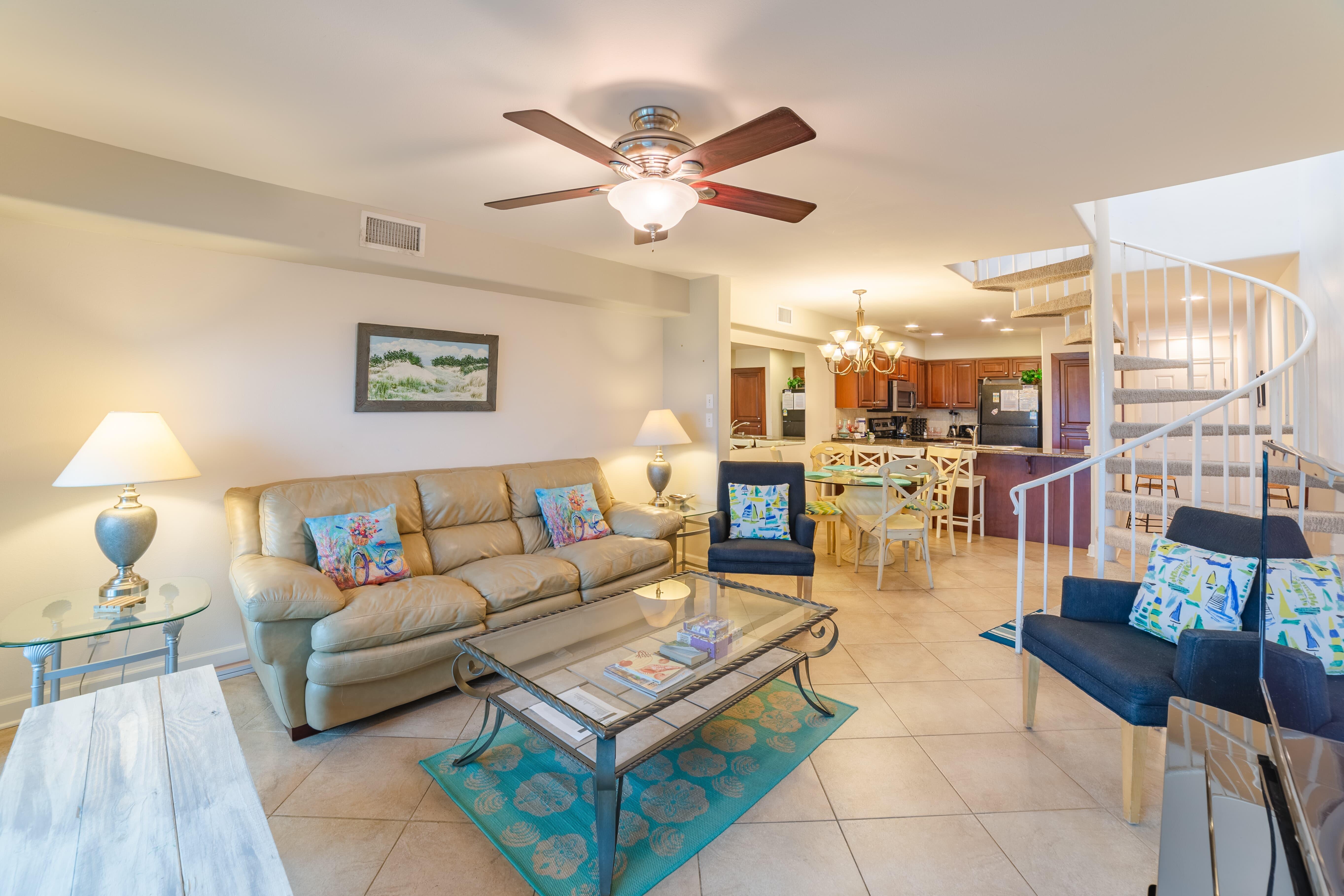 San De Luna #30 Townhouse rental in San DeLuna Pensacola Beach in Pensacola Beach Florida - #10