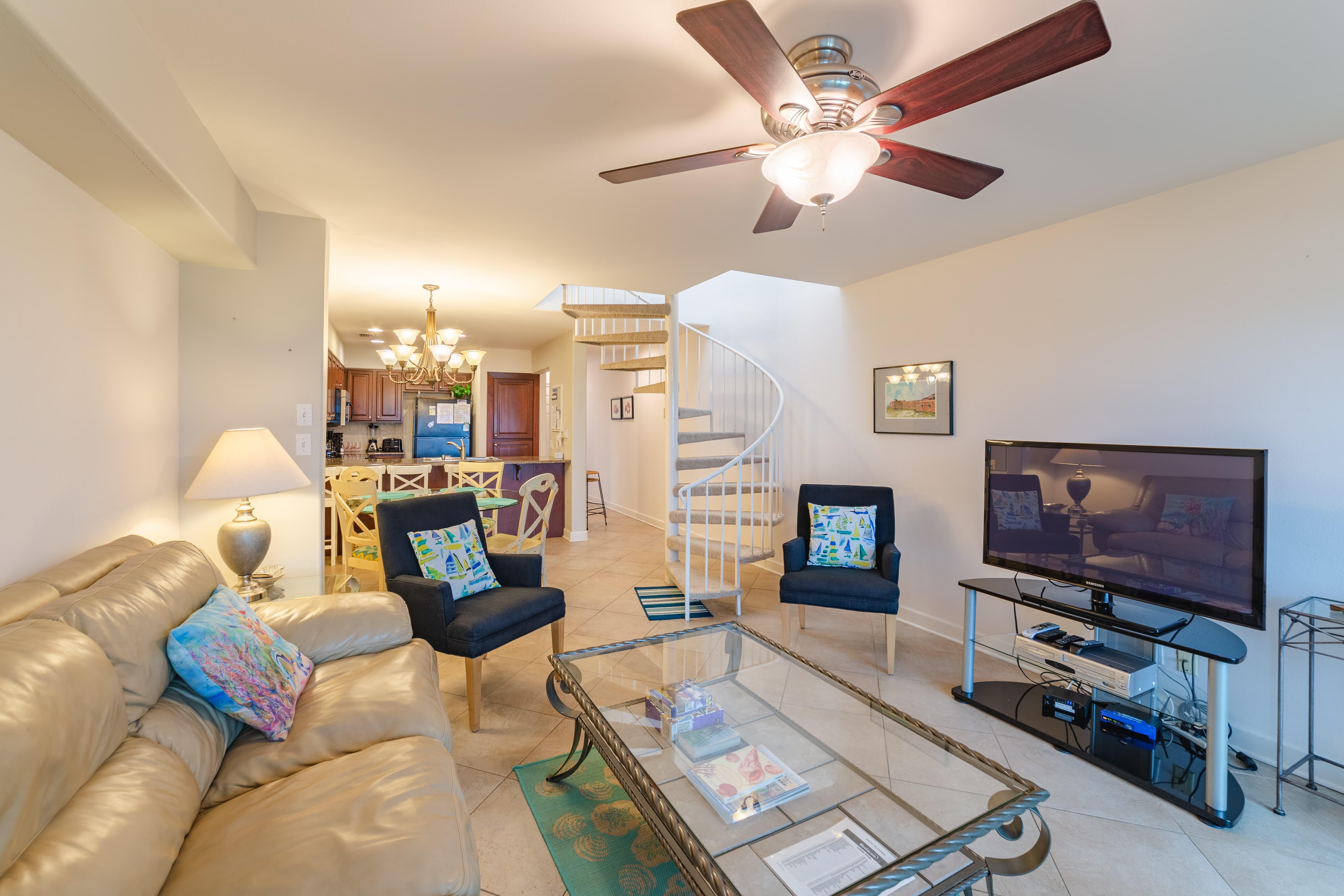 San De Luna #30 Townhouse rental in San DeLuna Pensacola Beach in Pensacola Beach Florida - #11