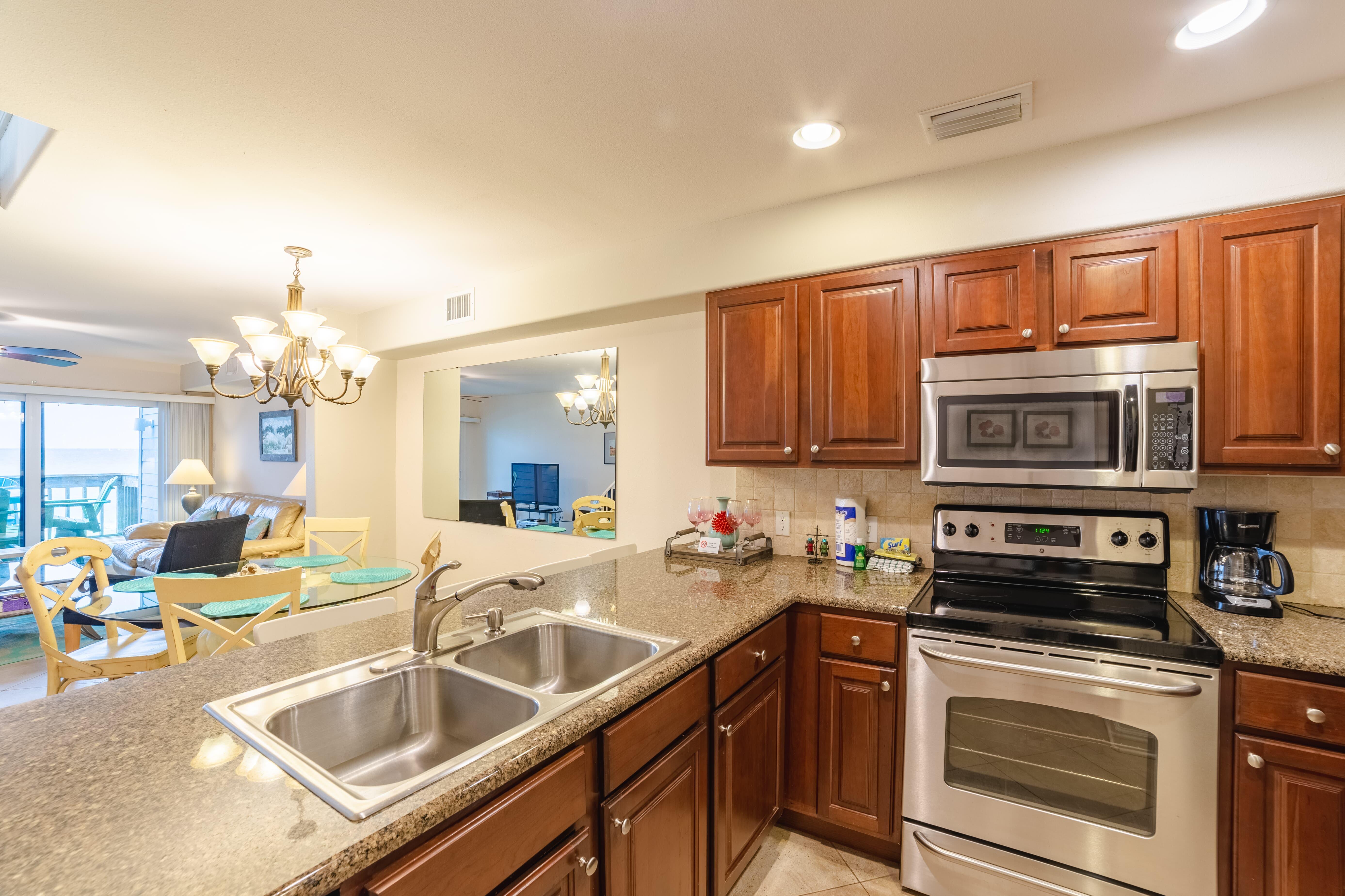 San De Luna #30 Townhouse rental in San DeLuna Pensacola Beach in Pensacola Beach Florida - #15
