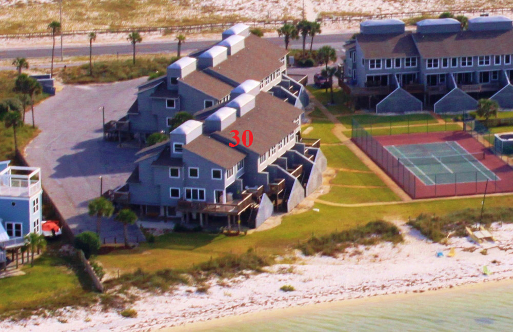 San De Luna #30 Townhouse rental in San DeLuna Pensacola Beach in Pensacola Beach Florida - #56