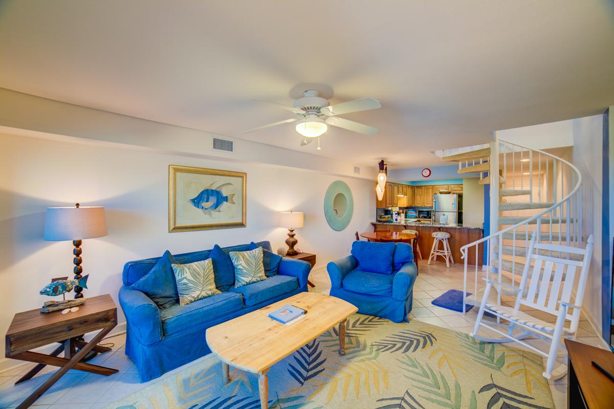 San De Luna #4 Townhouse rental in San DeLuna Pensacola Beach in Pensacola Beach Florida - #4