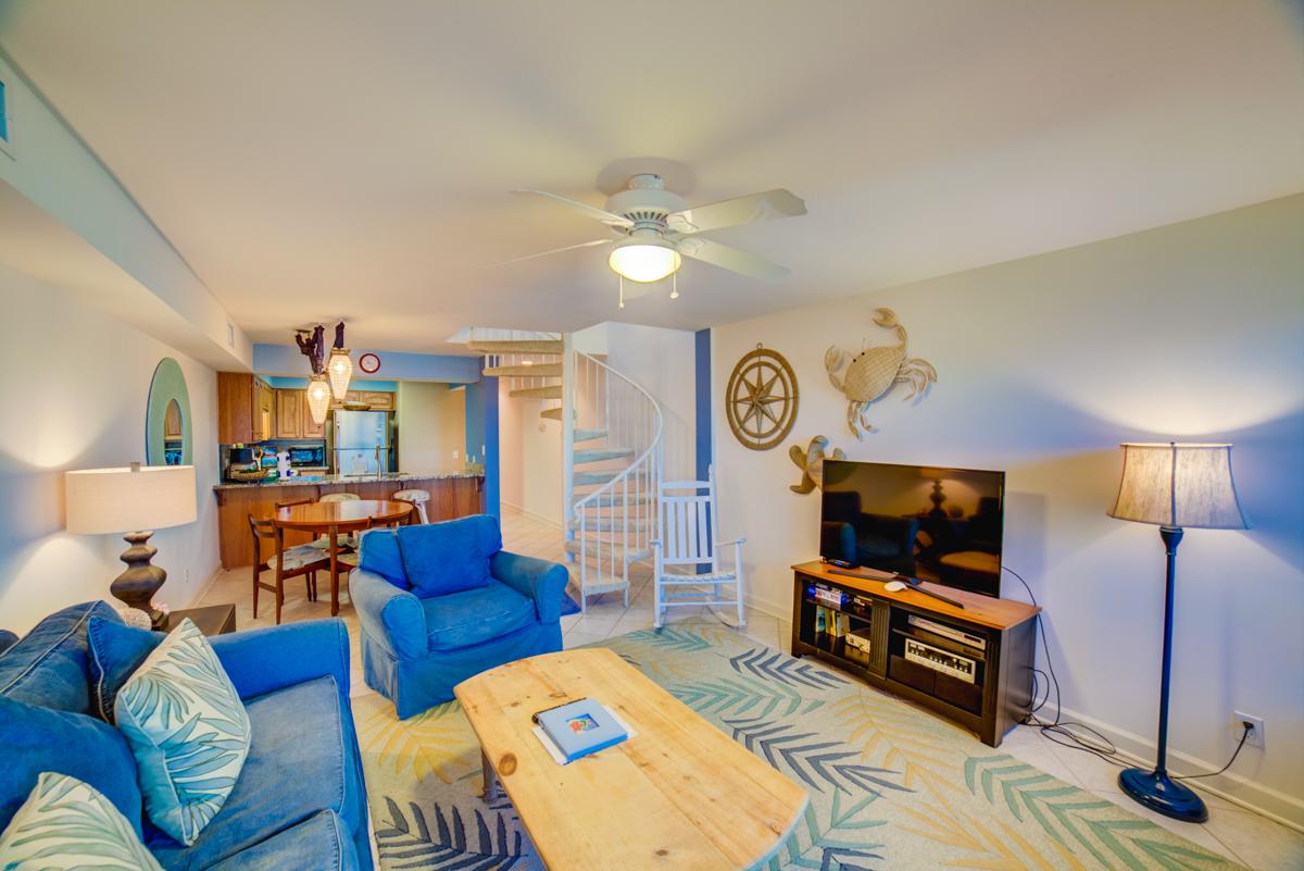 San De Luna #4 Townhouse rental in San DeLuna Pensacola Beach in Pensacola Beach Florida - #5