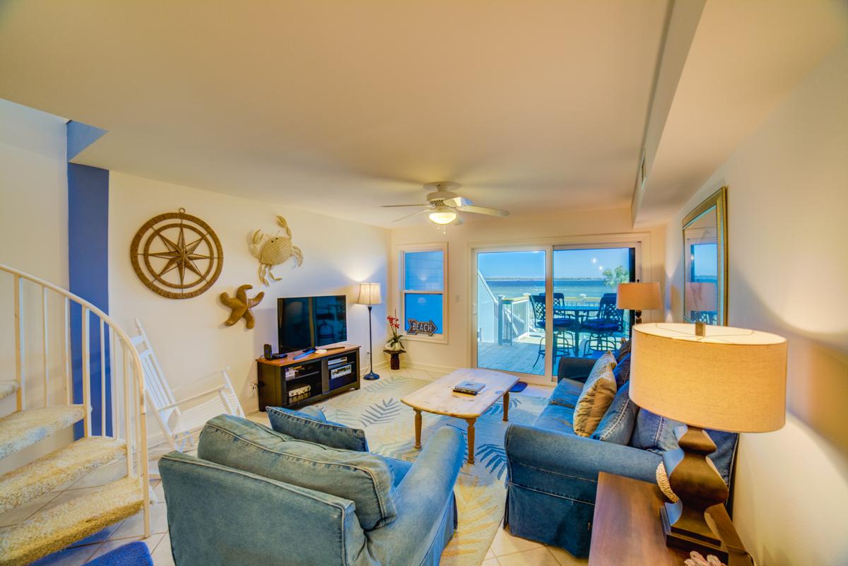 San De Luna #4 Townhouse rental in San DeLuna Pensacola Beach in Pensacola Beach Florida - #6