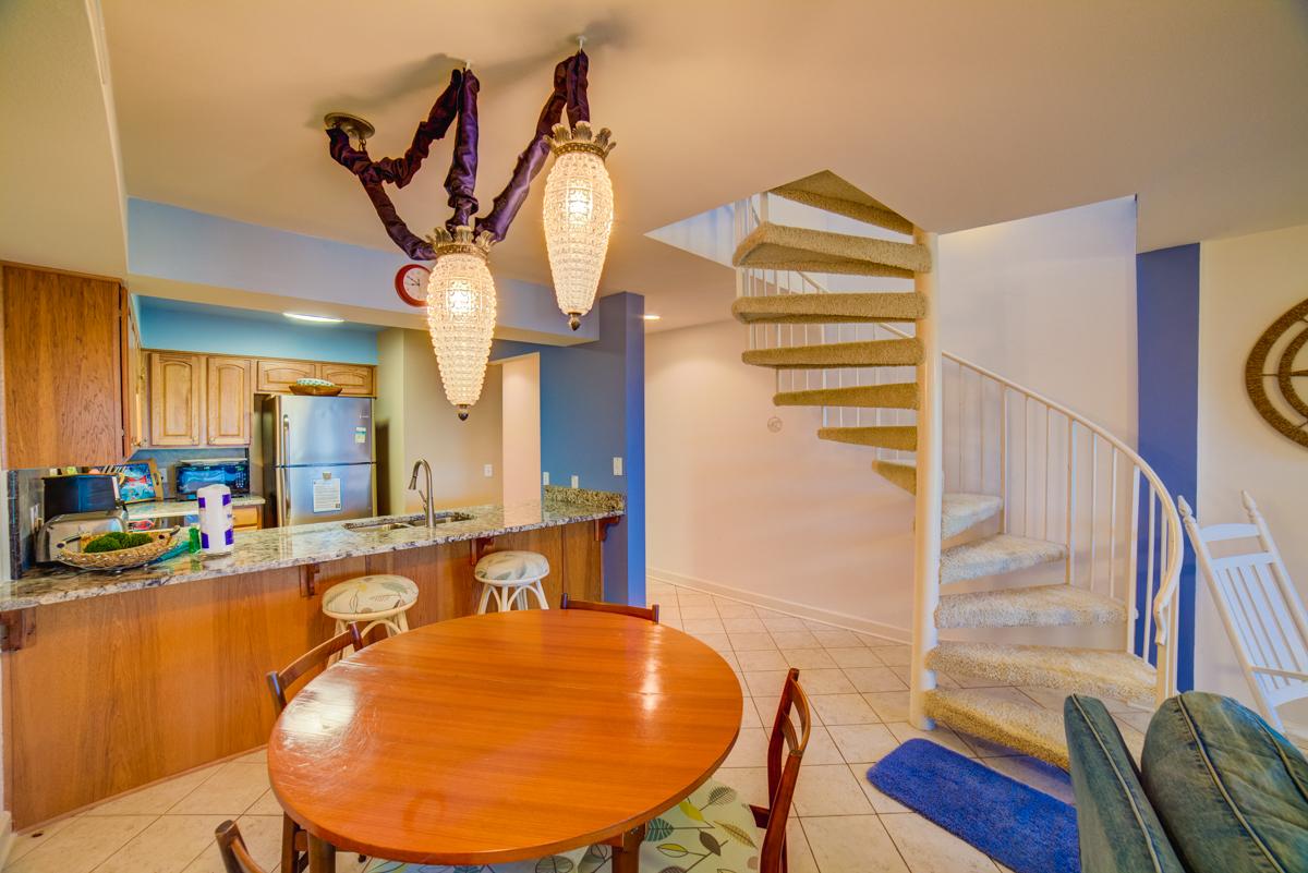San De Luna #4 Townhouse rental in San DeLuna Pensacola Beach in Pensacola Beach Florida - #9