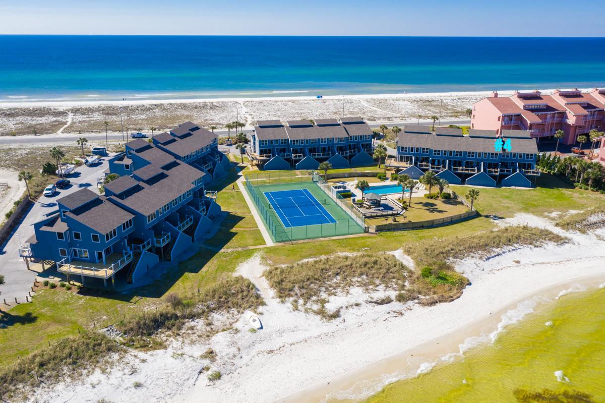 San De Luna #4 Townhouse rental in San DeLuna Pensacola Beach in Pensacola Beach Florida - #35