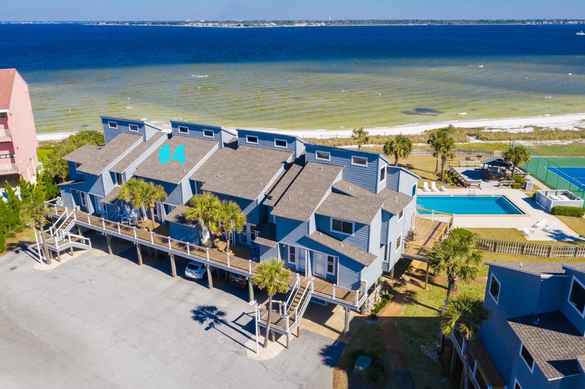 San De Luna #4 Townhouse rental in San DeLuna Pensacola Beach in Pensacola Beach Florida - #36