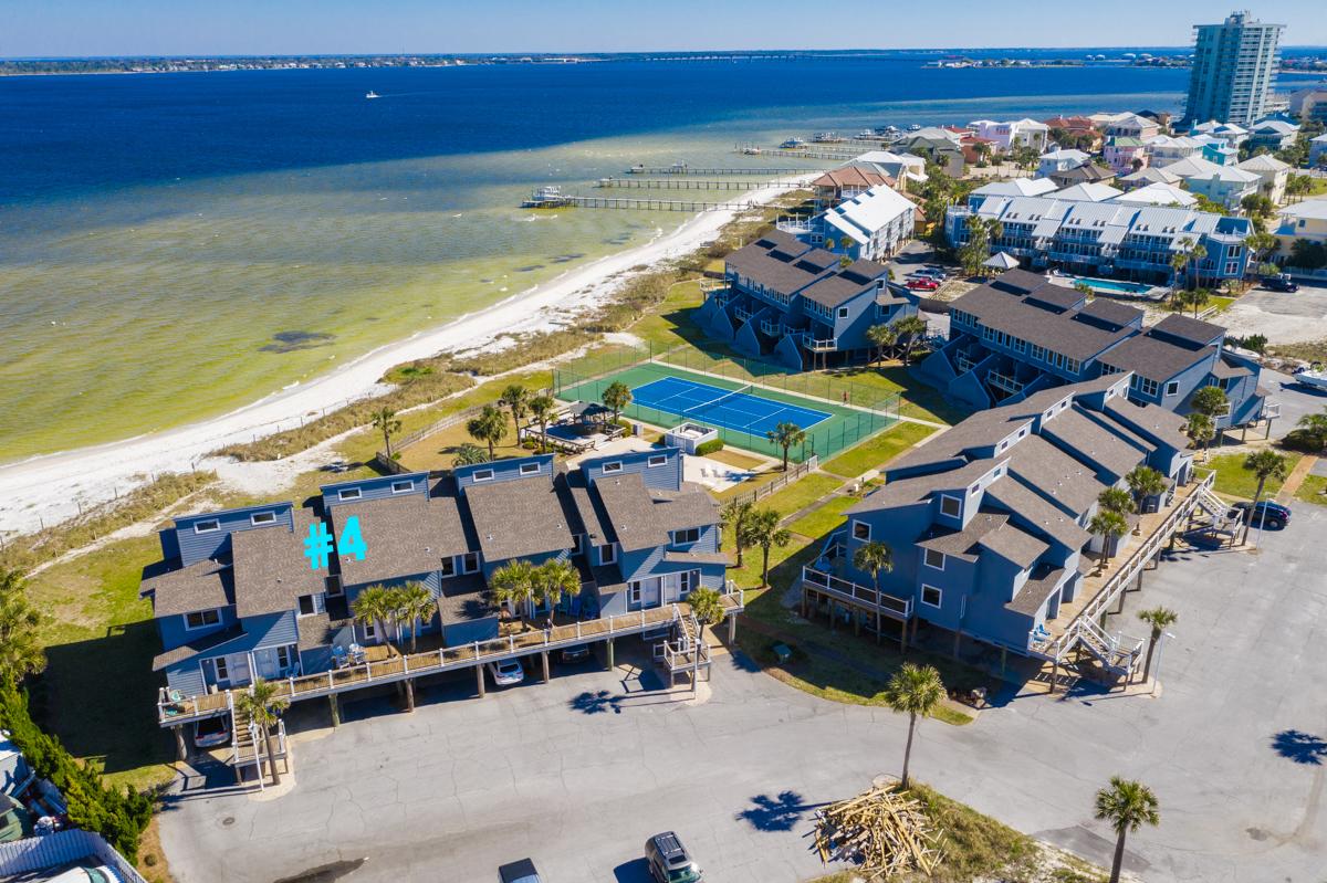 San De Luna #4 Townhouse rental in San DeLuna Pensacola Beach in Pensacola Beach Florida - #37