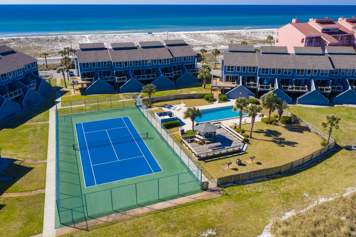 San De Luna 4 Pensacola Beach Florida Townhouse Rental