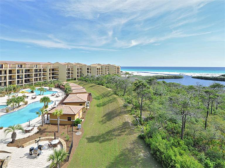 Sanctuary by the Sea 1107 Condo rental in Sanctuary By The Sea in Highway 30-A Florida - #21