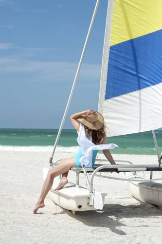 Sandcastle Resort At Lido Beach in Sarasota FL 46