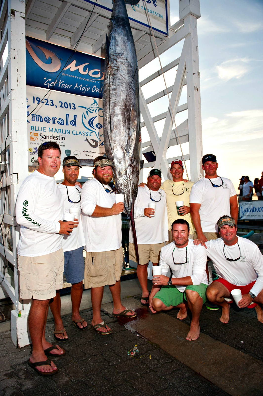 Blue Marlin Classic at Baytowne Marina