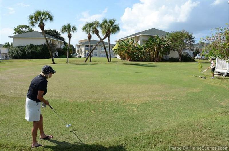 Enjoy some golf at Sandpiper Cove in Destin FL