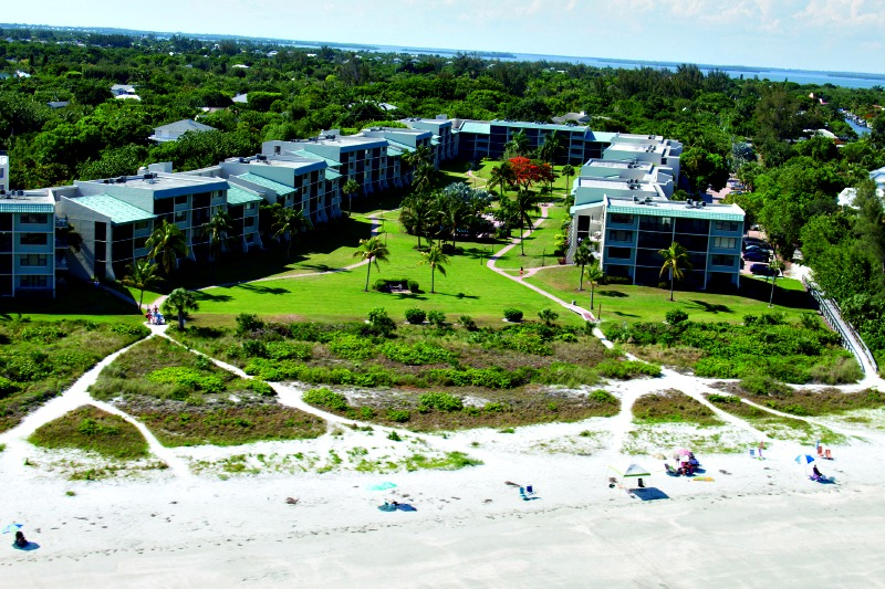 Loggerhead  Cay a beachfront property on Sanibel Island FL