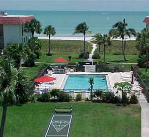 Sandalfoot Condominiums in Sanibel-Captiva Florida