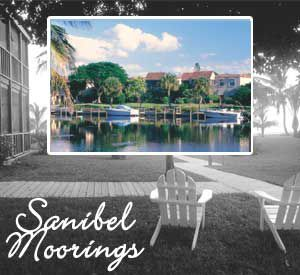 Sanibel Moorings Resort Condominiums in Sanibel-Captiva Florida