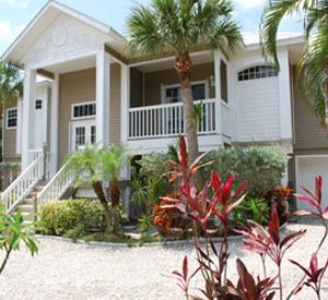 Sanibel Vacation Homes in Sanibel-Captiva Florida